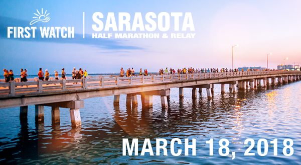 The Girl's Got Sole - 2018 First Watch Sarasota Half Marathon