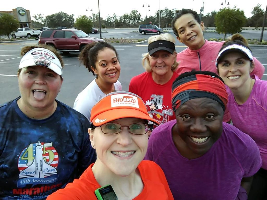 The Girl's Got Sole - Saturday running group