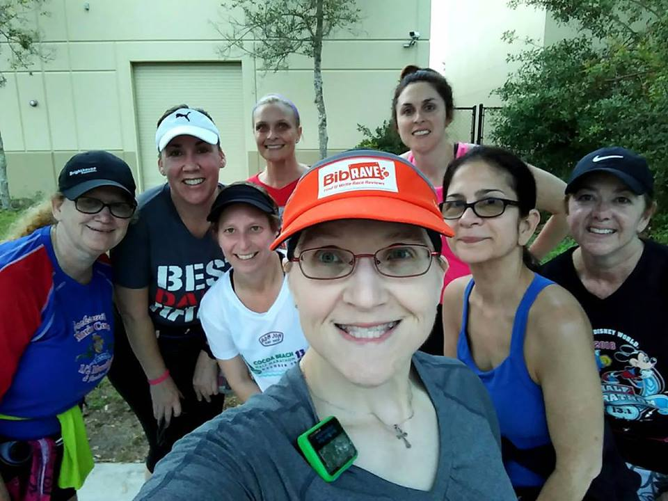 The Girl's Got Sole - Sat group run