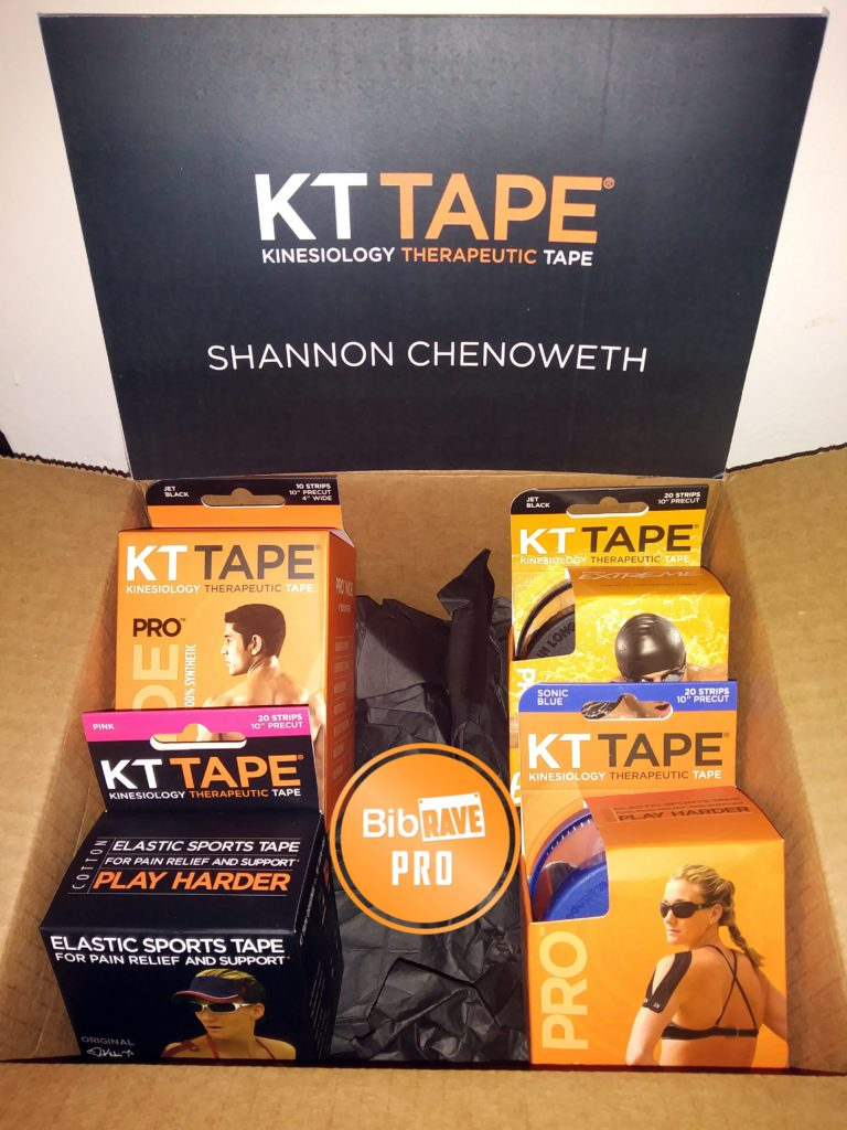 The Girl's Got Sole - KT Tape