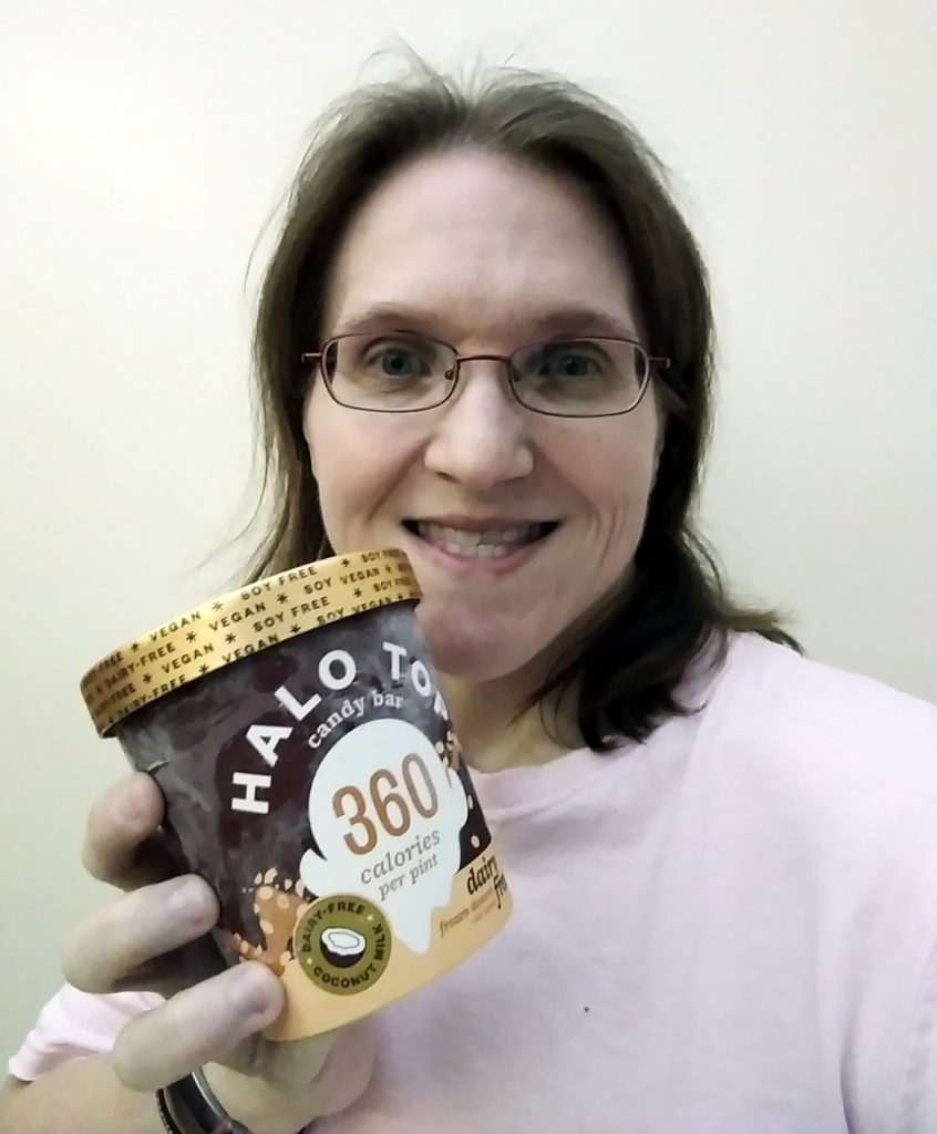 The Girl's Got Sole - Vegan Halo Top