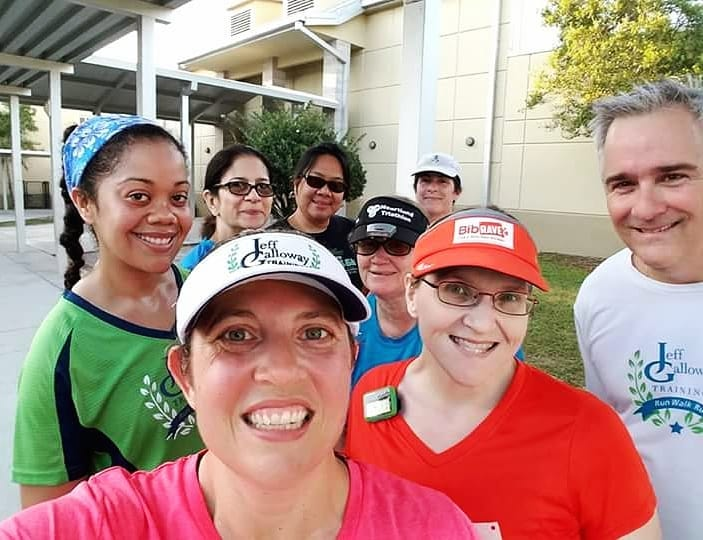The Girl's Got Sole - Saturday morning run group
