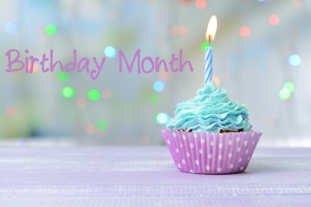 The Girl's Got Sole - Birthday Month