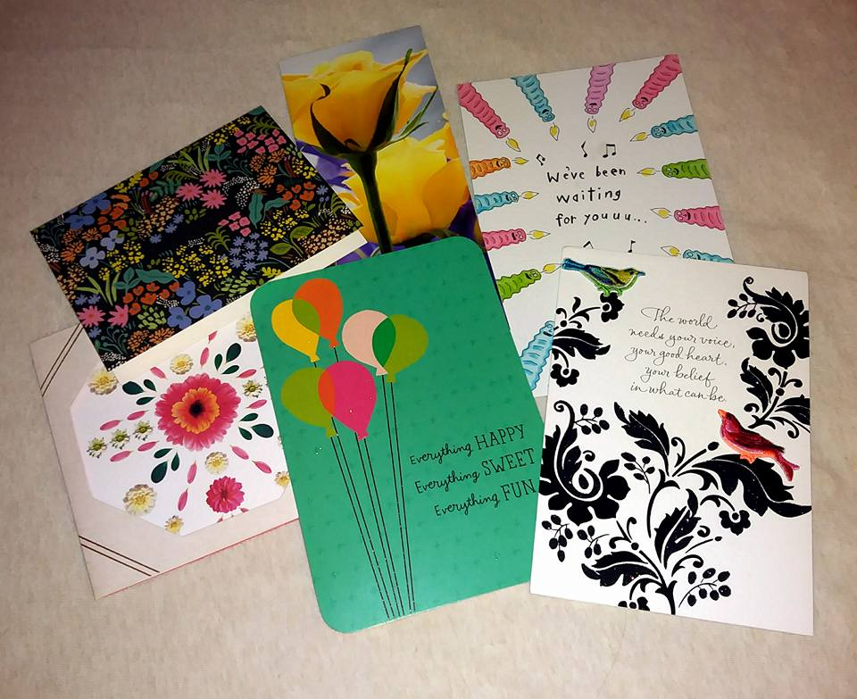 The Girl's Got Sole - Birthday cards
