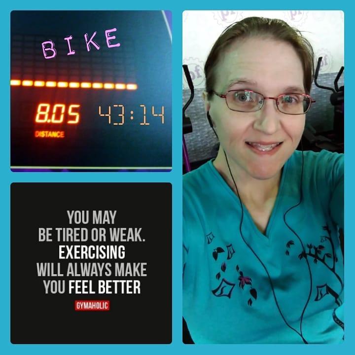 The Girl's Got Sole - April 29th bike