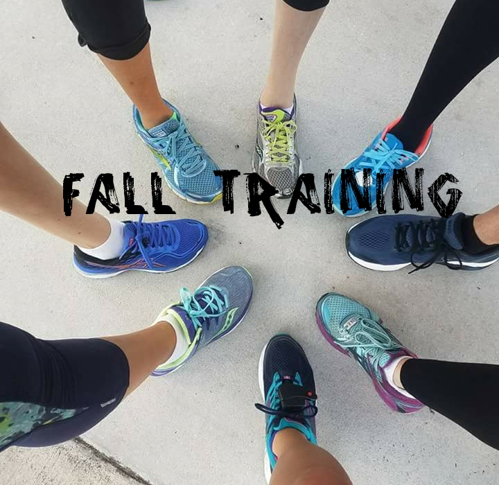 The Girl's Got Sole - Fall Training