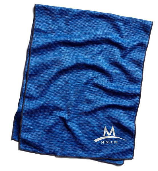 The Girl's Got Sole - Mission Cooling Towel
