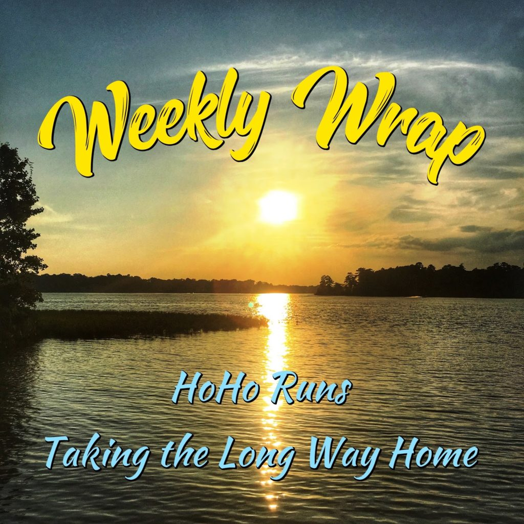 The Girl's Got Sole - Weekly Wrap link up