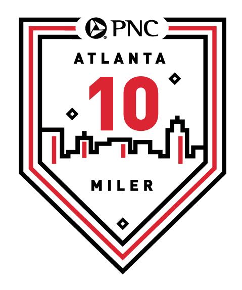 The Girl's Got Sole - PNC Atlanta 10 Miler & 5k