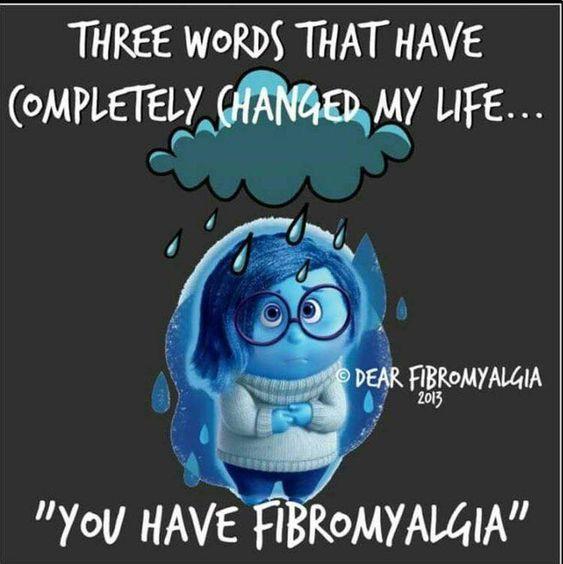 The Girl's Got Sole - I have fibromyalgia