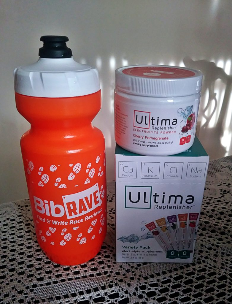 The Girl's Got Sole - Ultima Replenisher review