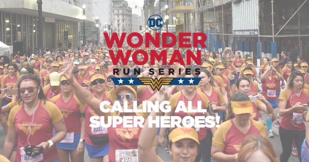 The Girl's Got Sole - Wonder Woman Run
