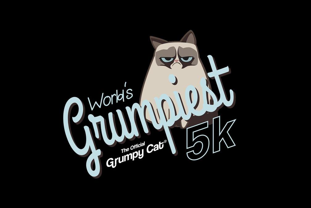 The Girl's Got Sole - Grumpy Cat's World's Grumpiest 5k