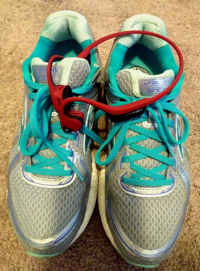 The Girl's Got Sole - Aftershokz Trekz Air review