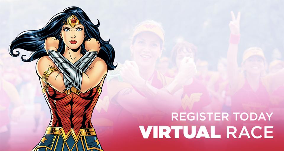 The Girl's Got Sole - DC Wonder Woman Virtual