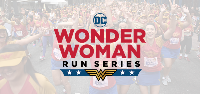 The Girl's Got Sole - DC Wonder Woman Run Sacramento