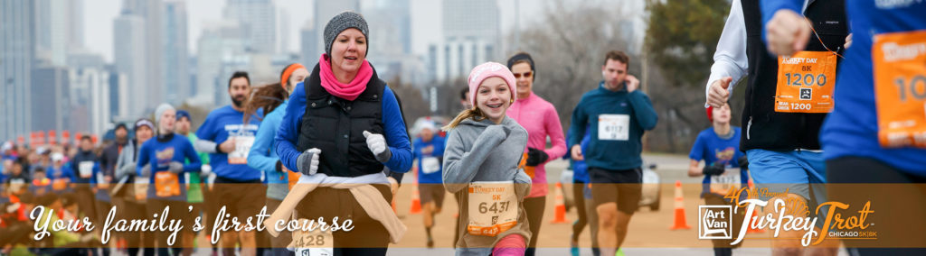 The Girl's Got Sole - Art Van Turkey Trot Chicago