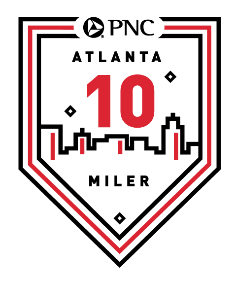 The Girl's Got Sole - Atlanta 10 Miler