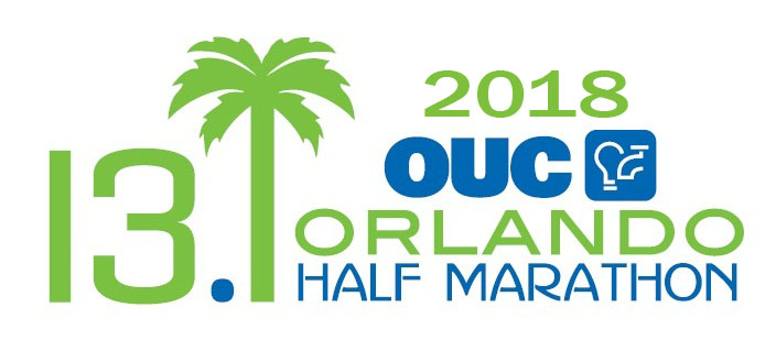 The Girl's Got Sole - 2018 OUC Orlando Half race recap
