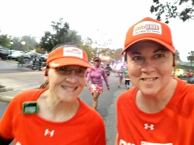 The Girl's Got Sole - 2018 Mount Dora Half Marathon