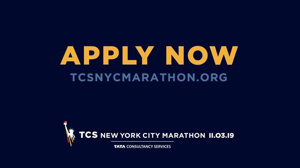 The Girl's Got Sole - Apply to run the 2019 TCS NYC Marathon