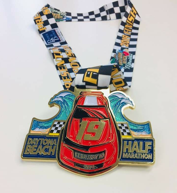 The Girl's Got Sole - Daytona Beach Half Marathon