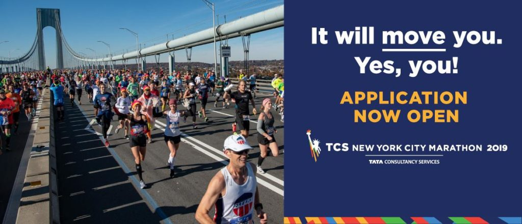The Girl's Got Sole - 2019 TCS NYC Marathon lottery
