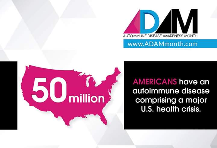 The Girl's Got Sole - Autoimmune Disease Awareness Month