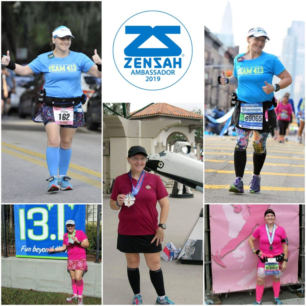 The Girl's Got Sole - Zensah Ambassador