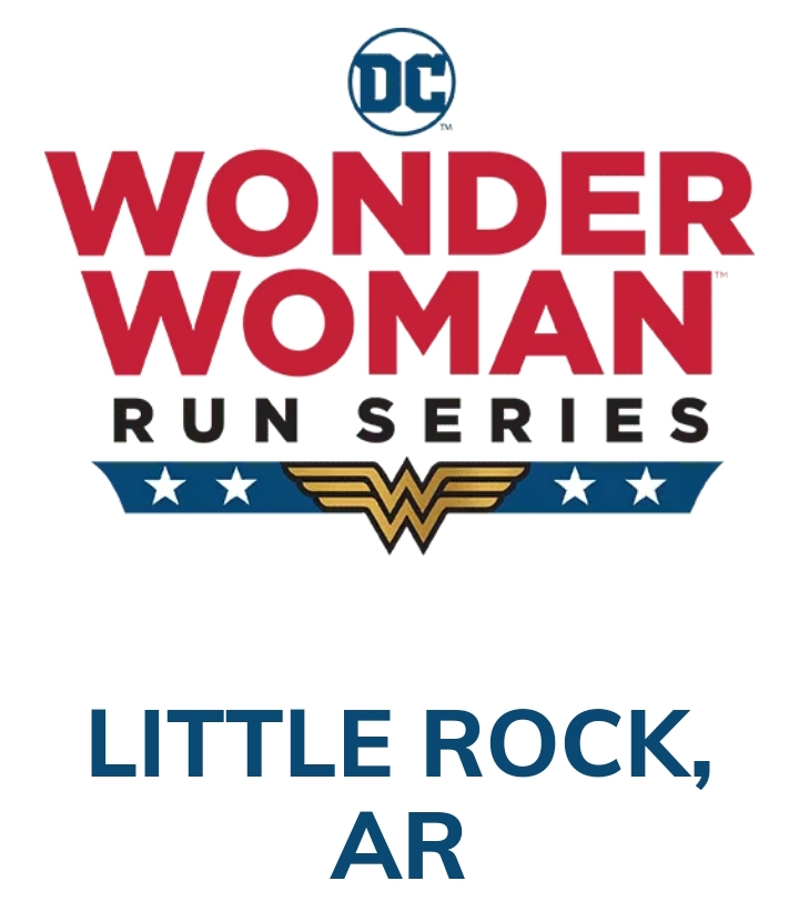 The Girl's Got Sole - Wonder Woman Run: Little Rock