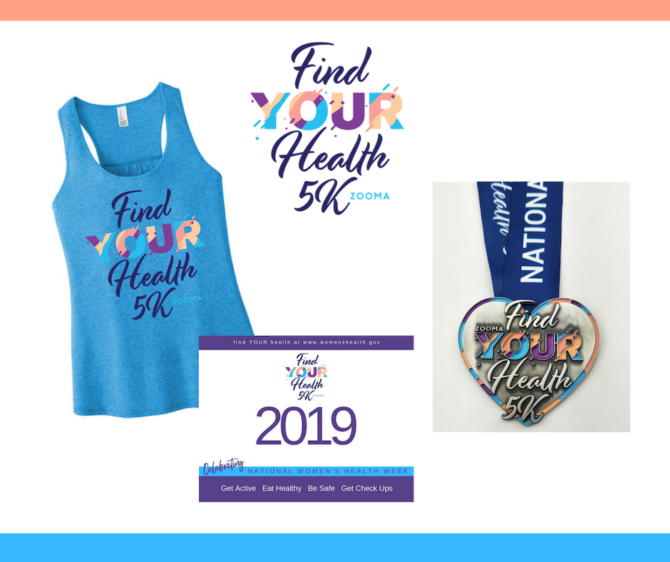 The Girl's Got Sole - Find Your Health 5k