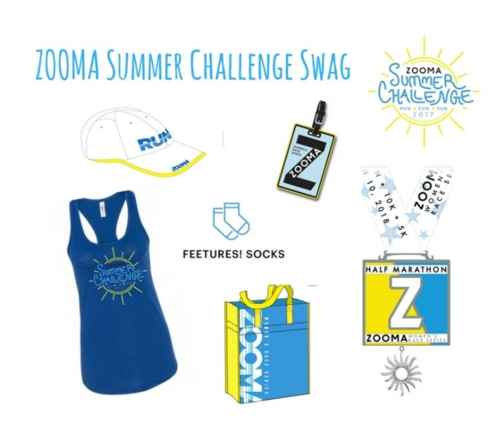 The Girl's Got Sole - Zooma Summer Challenge