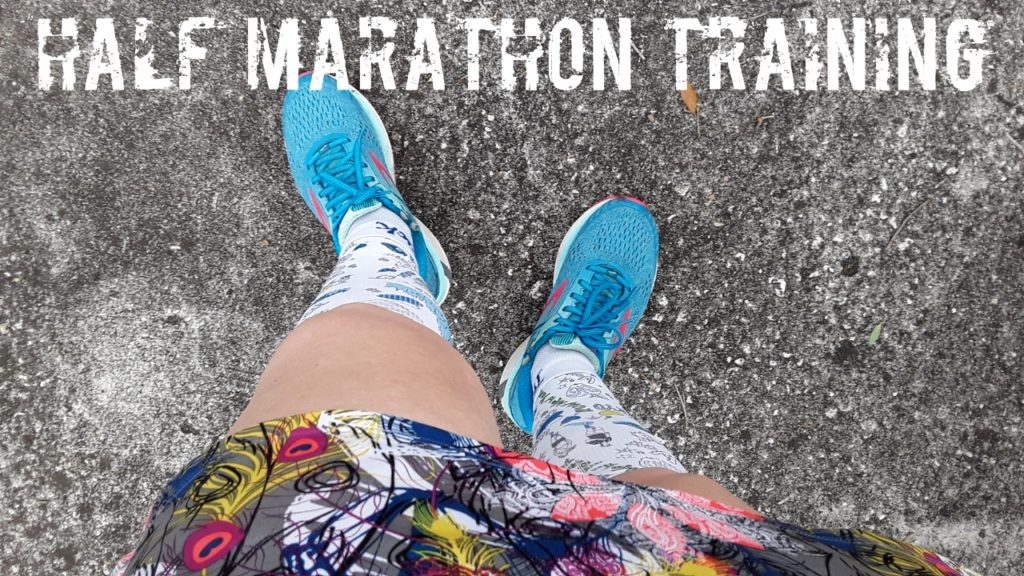 The Girl's Got Sole - Half Marathon Training