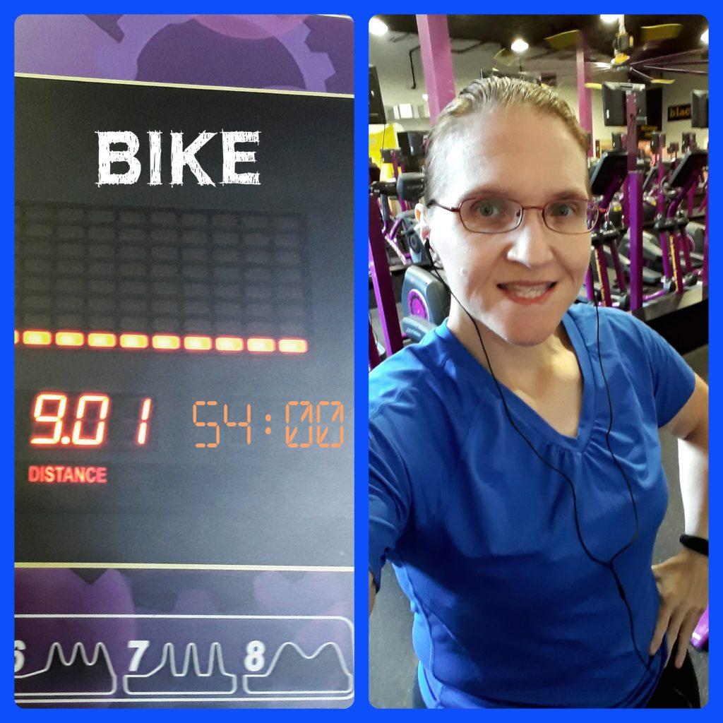 The Girl's Got Sole - Bike workout