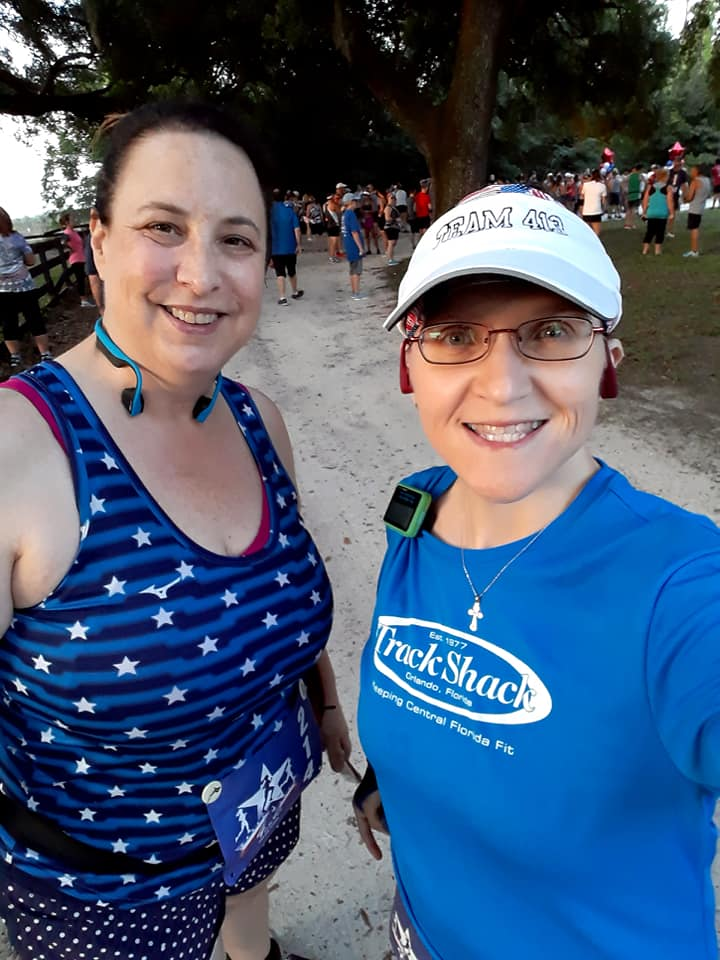 The Girl's Got Sole - 4 on the 4th race recap