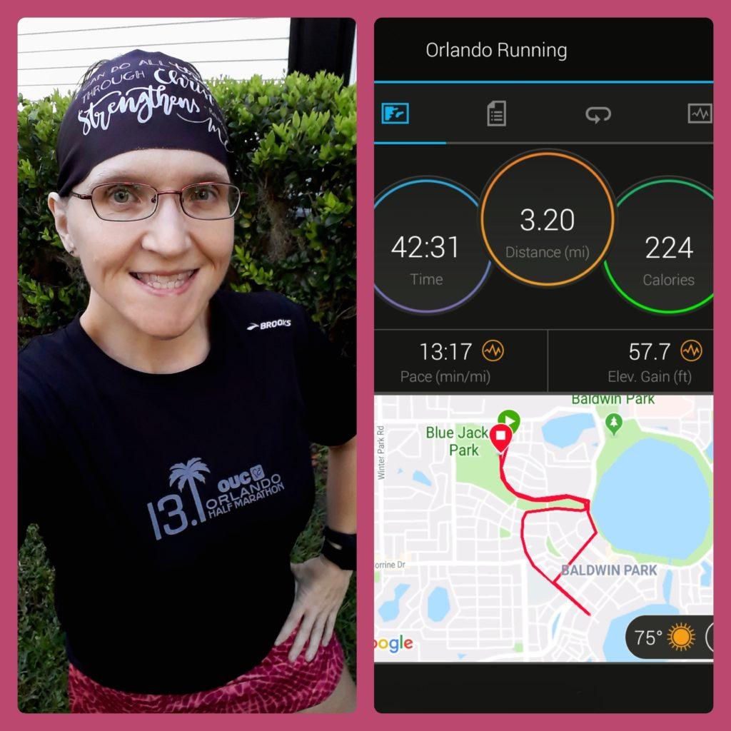 The Girl's Got Sole - Workout Recap, Thursday run