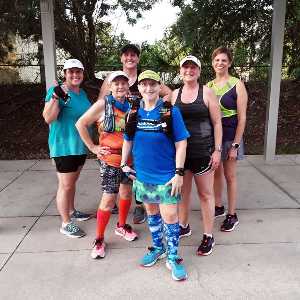 The Girl's Got Sole - Workout Recap 8/17