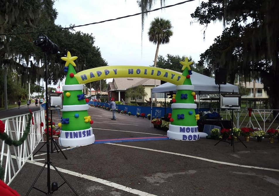 The Girl's Got Sole - Mount Dora Half