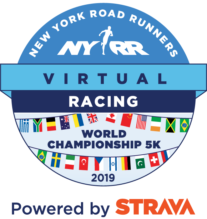 The Girl's Got Sole - NYRR Virtual World Championship 5k