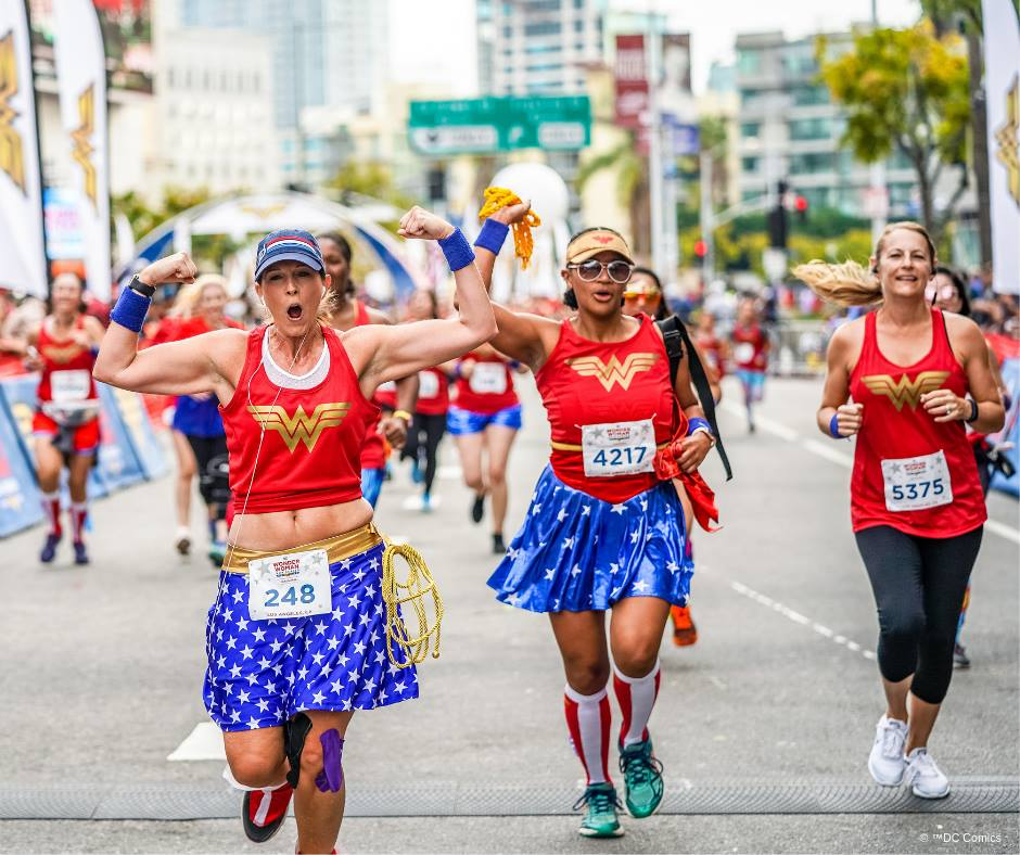 The Girl's Got Sole - Wonder Woman Run Series