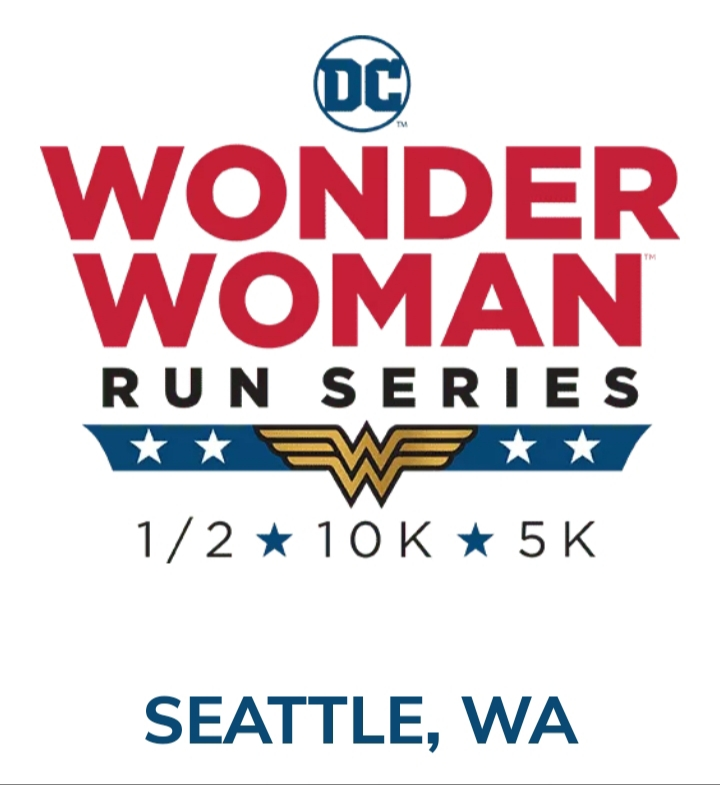 The Girl's Got Sole - Wonder Woman Run Series: Seattle