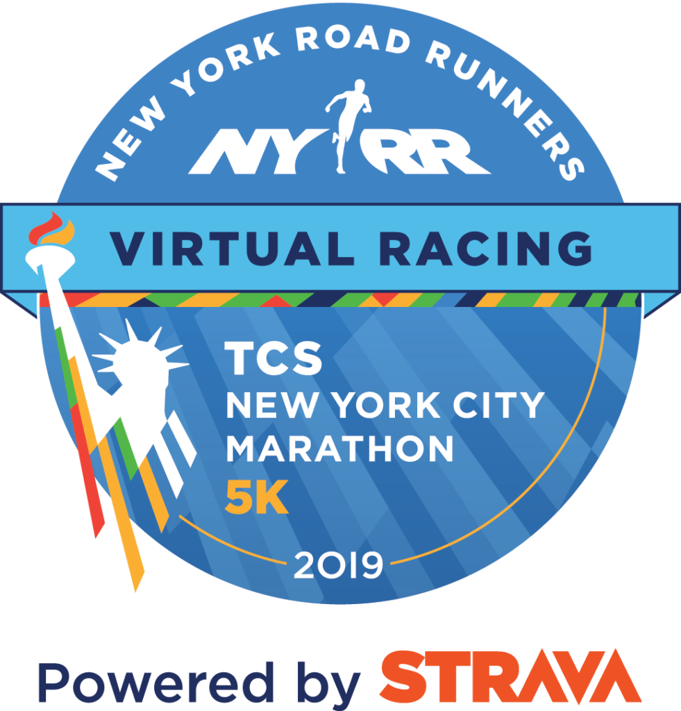 The Girl's Got Sole - TCS NYC Marathon Virtual 5k