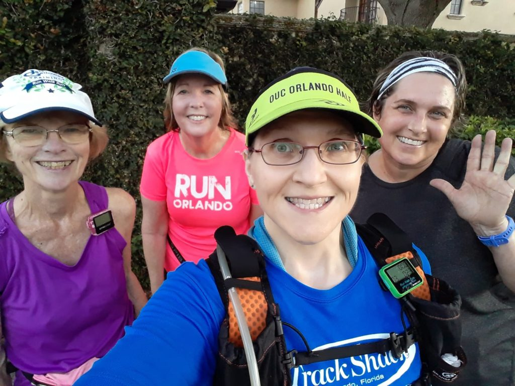 The Girl's Got Sole - Monday Musings, Sunday run group