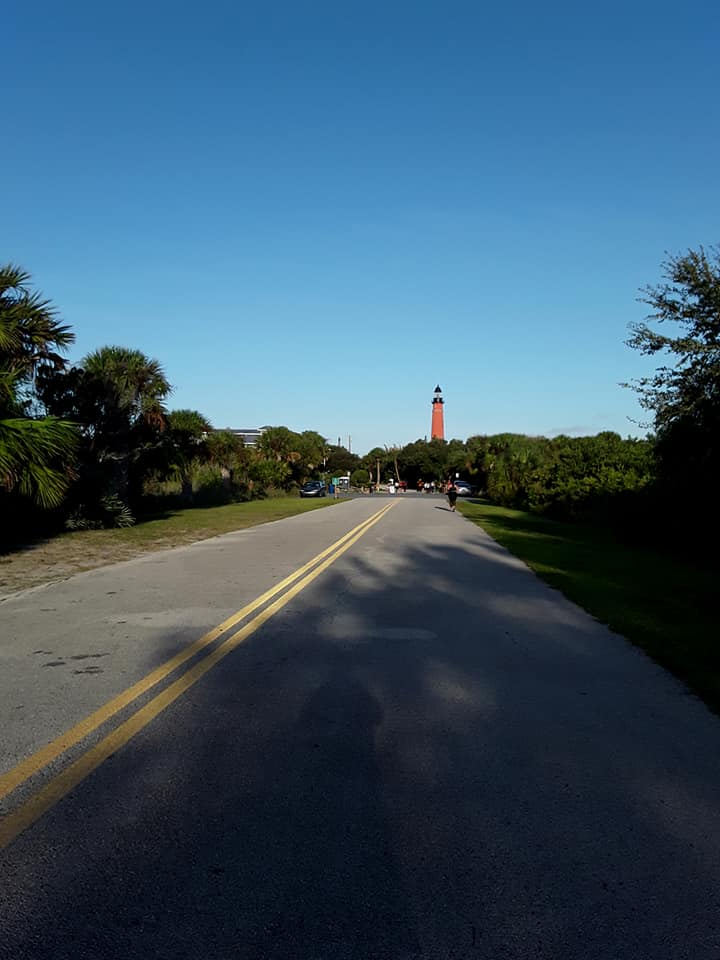 The Girl's Got Sole - 2019 Lighthouse Loop Half Marathon recap
