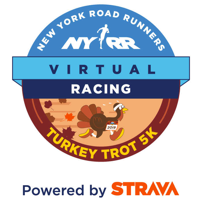 The Girl's Got Sole - NYRR Virtual Turkey Trot 5k