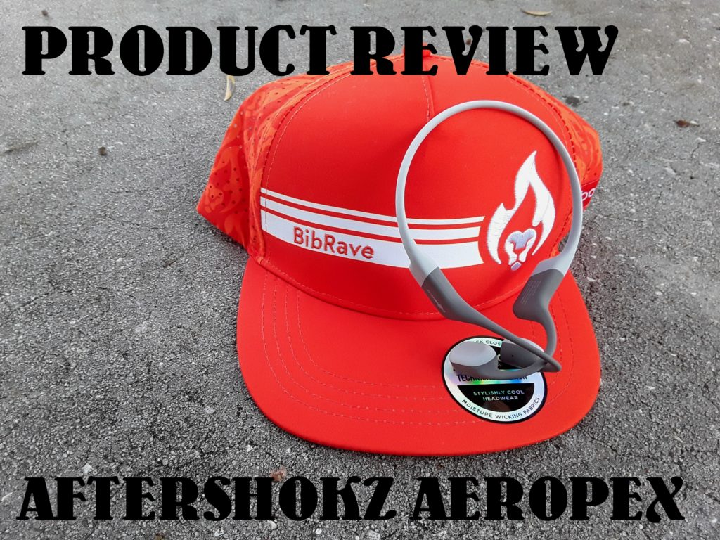 The Girl's Got Sole - Aftershokz Aeropex product review