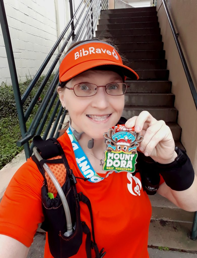 The Girl's Got Sole - Mount Dora Half Marathon 2019 recap