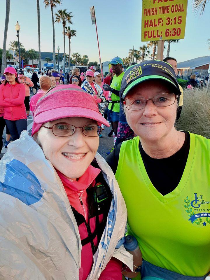 The Girl's Got Sole - DONNA Half Marathon recap