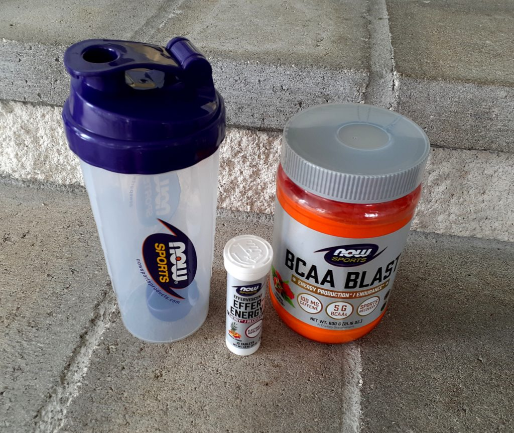 The Girl's Got Sole - NOW Sports BCAA product review