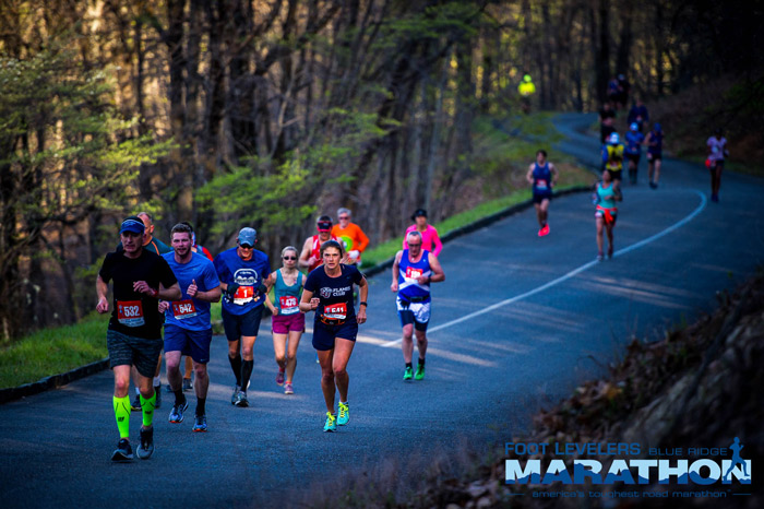 The Girl's Got Sole - Blue Ridge Marathon